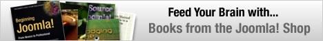 Joomla! Promo Books