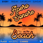 AperoSONORE on the Beach 2020-affiche
